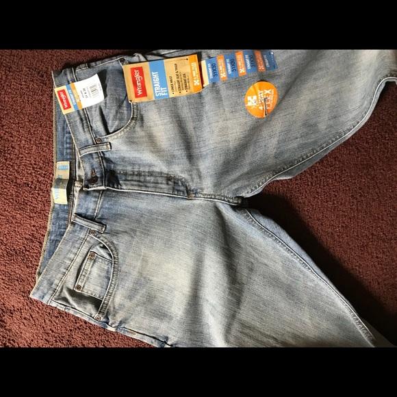 8339f3f6 Wrangler Jeans   S 4 Way Flex For Comfort   Poshmark